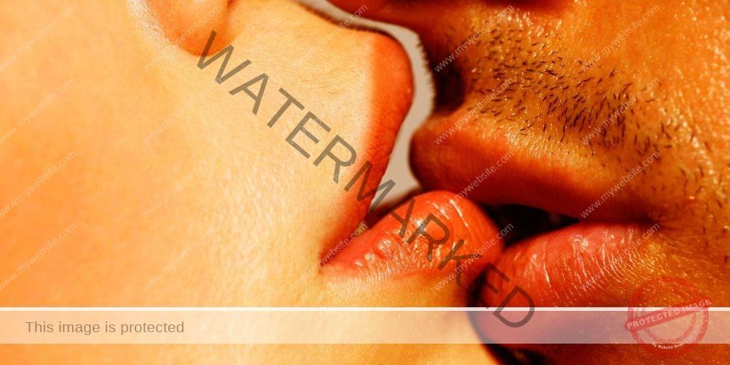 foreplay dengan ciuman ghairah