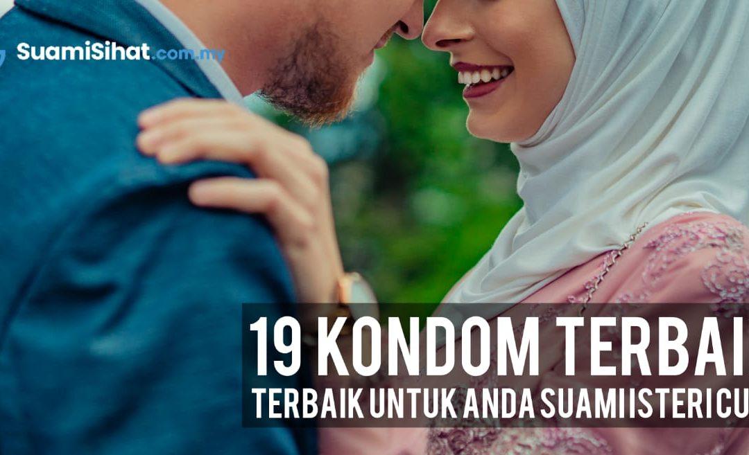 19 Jenis Kondom Terbaik untuk Anda , Suami guna pada tahun 2021