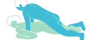 posisi seks - flatiron