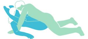 posisi seks - the seashell