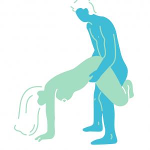 posisi seks - wheelbarrow