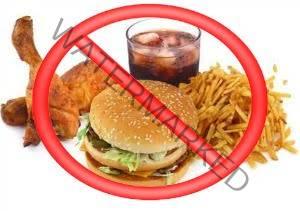 Ereksi - Kurangkan Makanan Berminyak & Berlemak