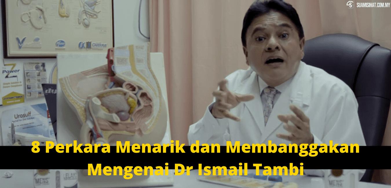 dr ismail tambi