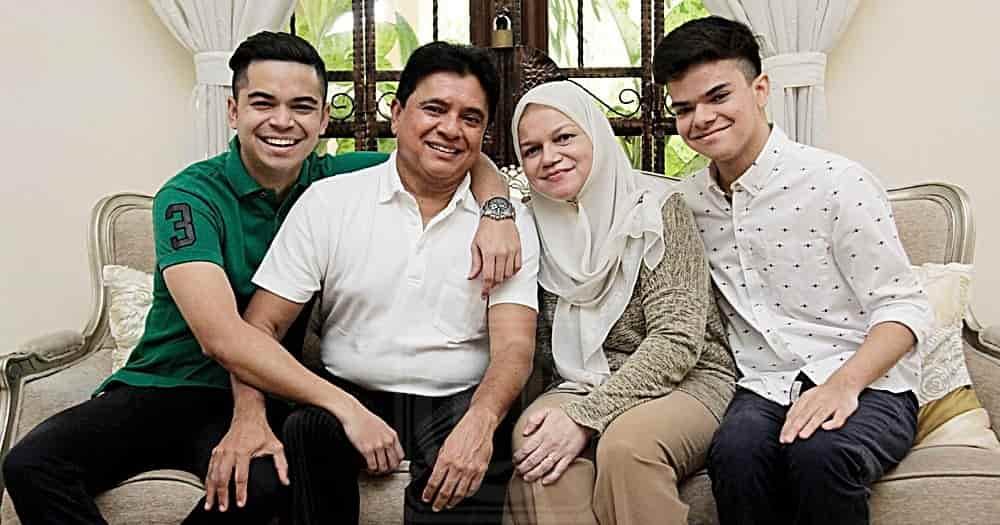 keluarga dr ismail tambi