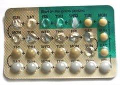 pill kontrasepsi