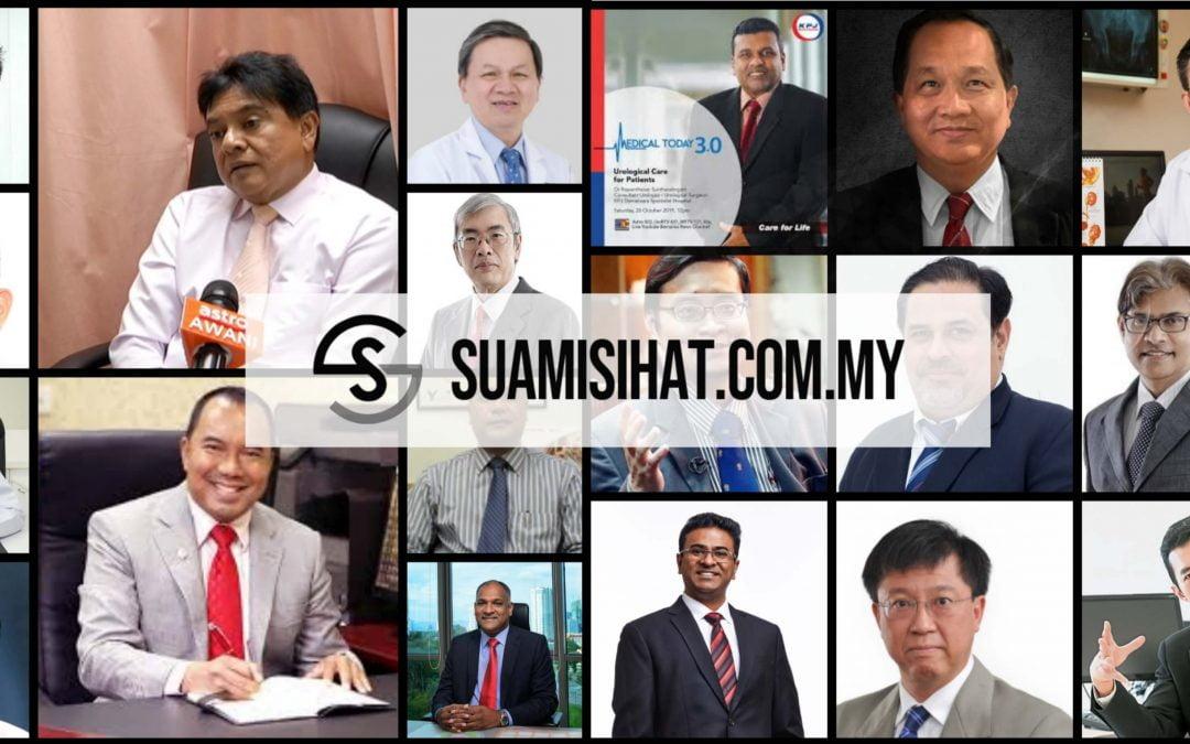 Pakar Sakit Tuan di Malaysia