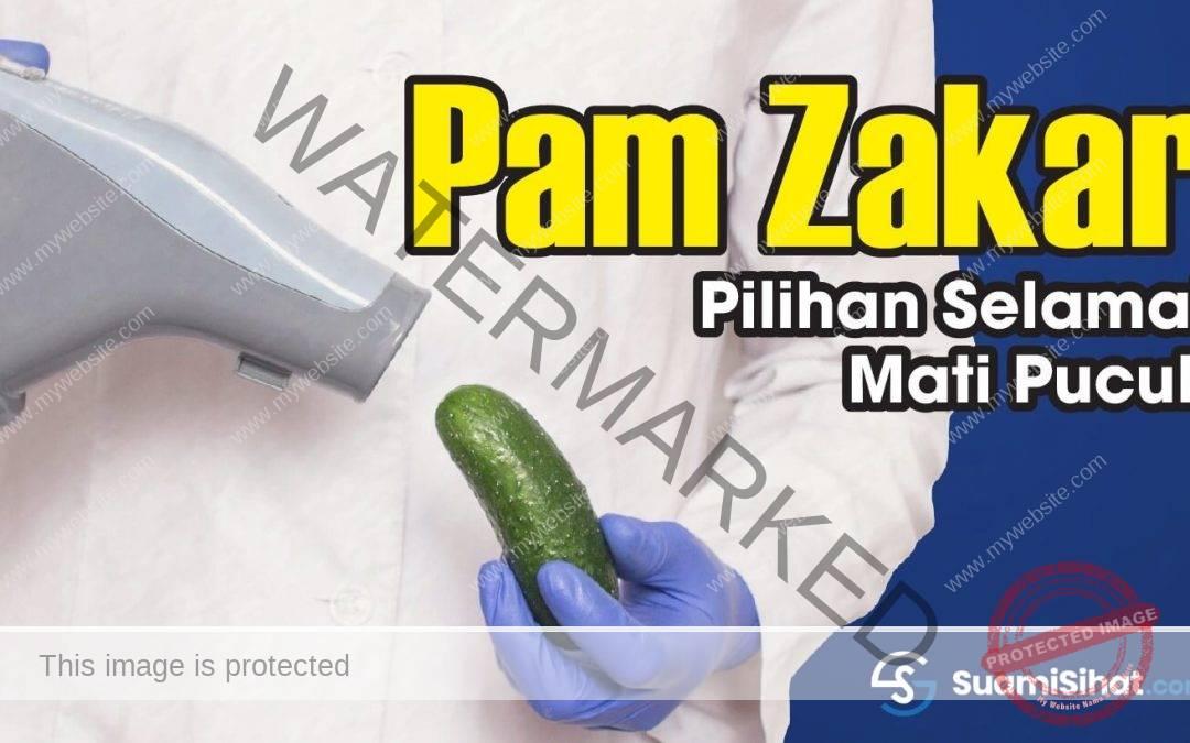 Pam Zakar selamat ke