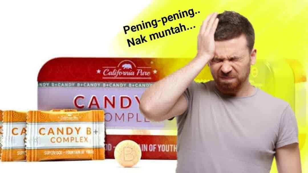 Bahaya Candy B Complex