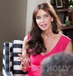 Dr Hollly Richmond - pakar terapi sex