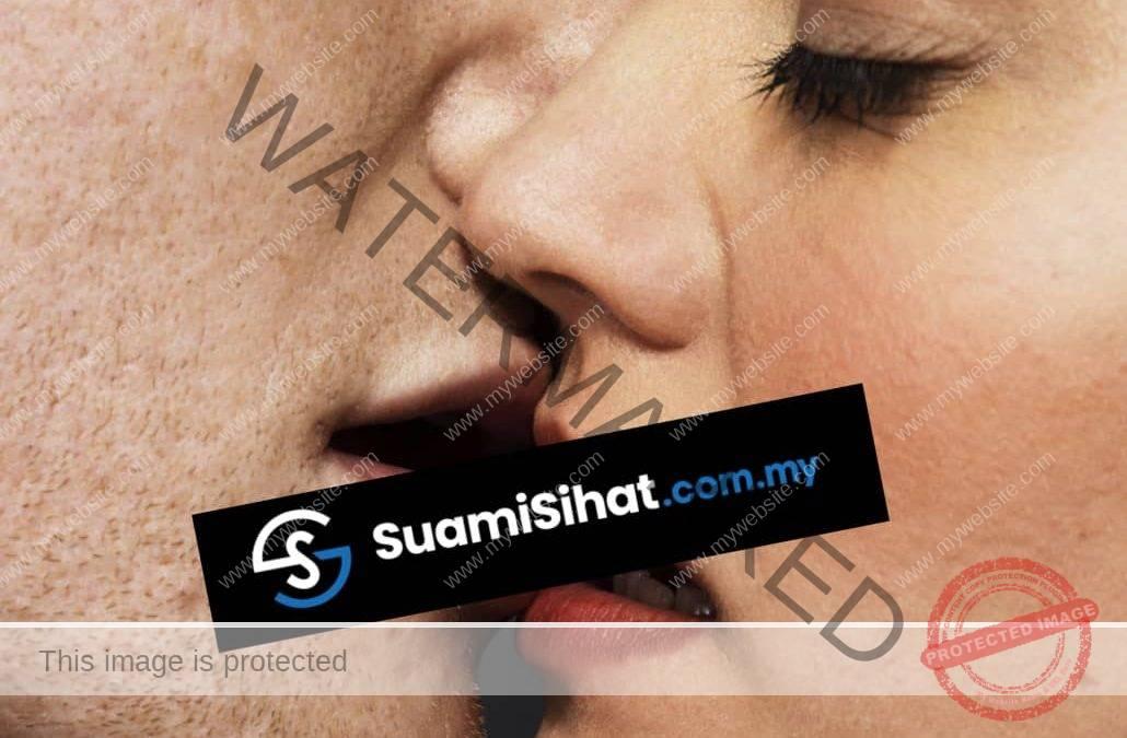 jenis ciuman
