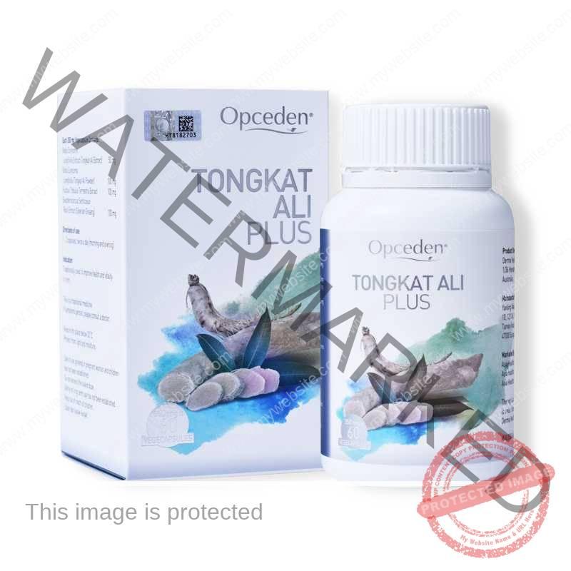 Kapsul Tongkat Ali