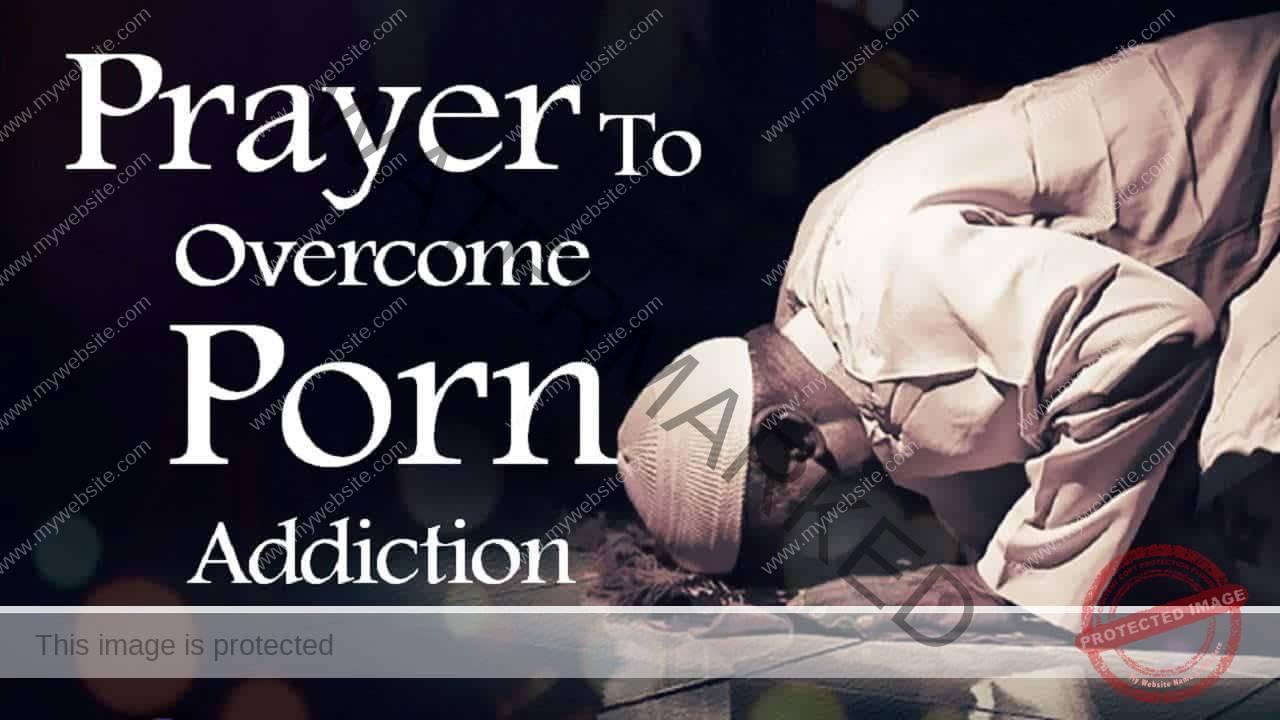 berdoa untuk berhenti melancap