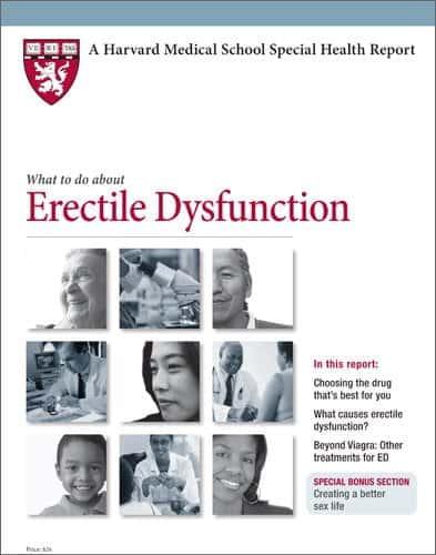 Harvard Medical School on Viagra & ED