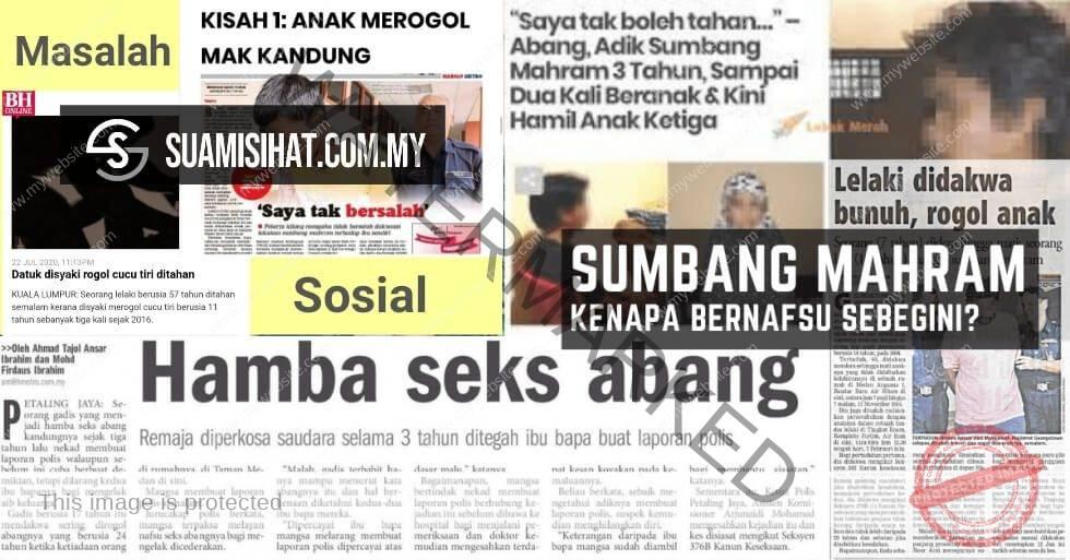 Sumbang Mahram di Malaysia