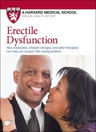 harvard medical school on Erectile Dysfunction