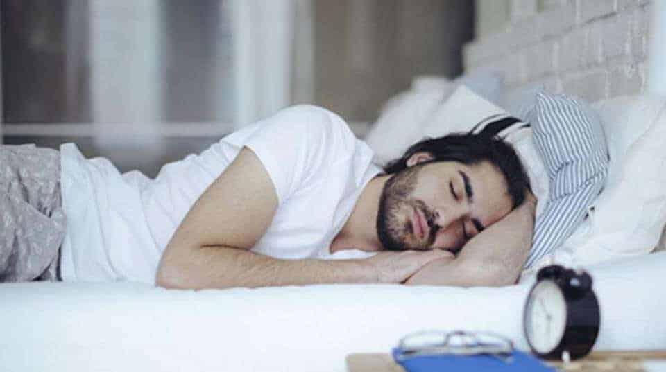 tidur rehat