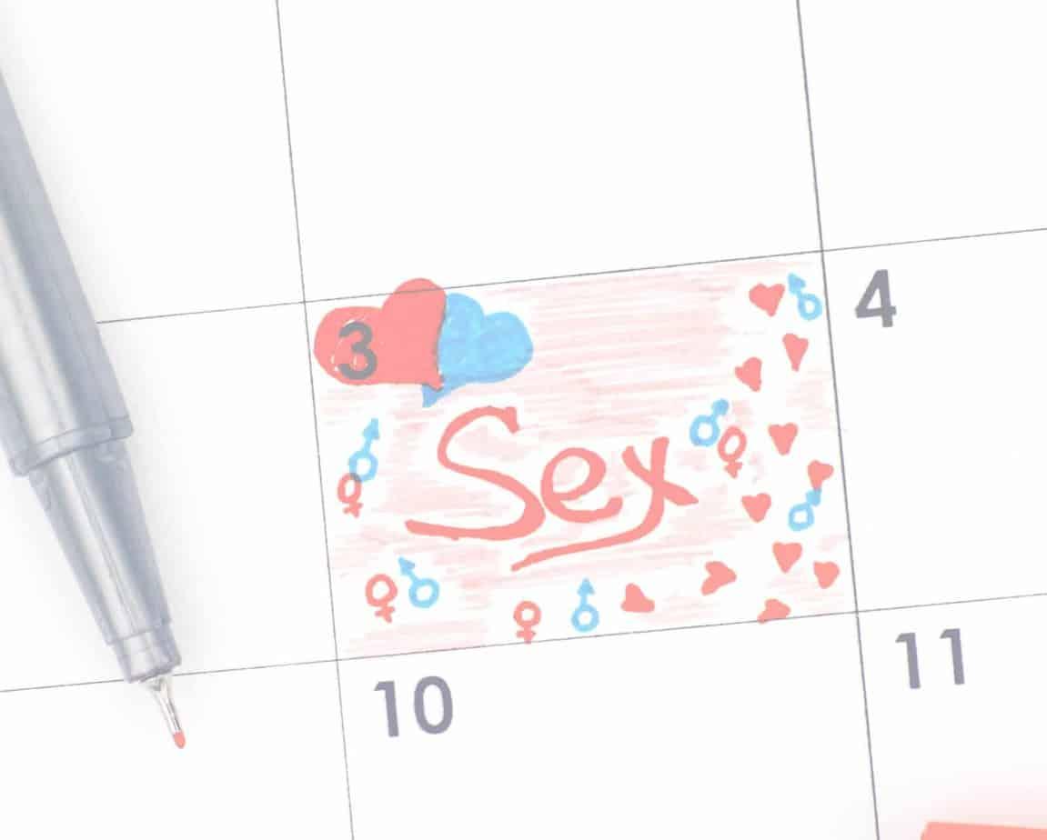 waktu seks