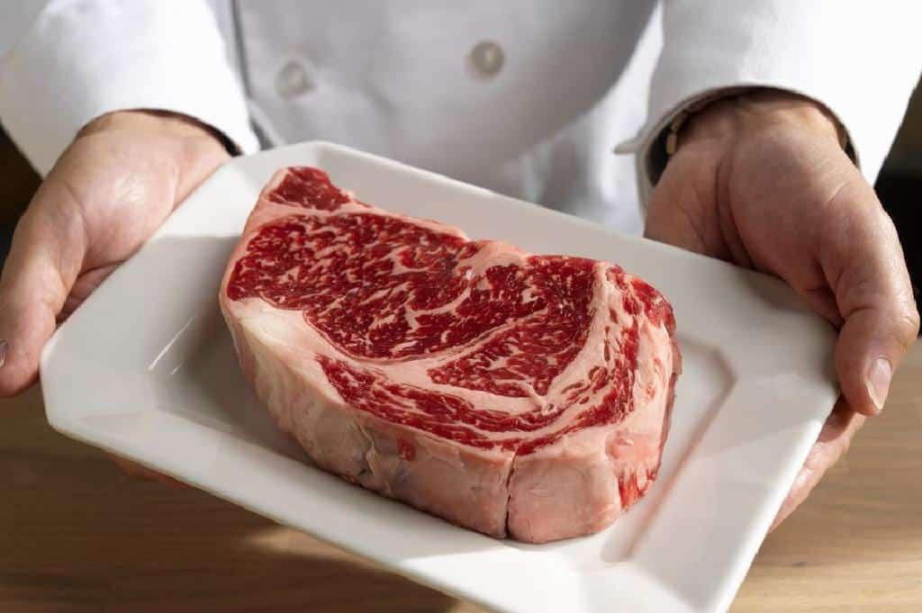 daging lembu lemak